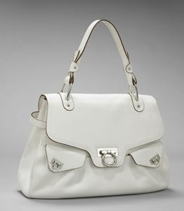 Style for Style: White Handbag Stains