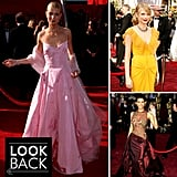 Before tonight's Oscar mania, review all of the best red-carpet looks from Academy Awards past. Gwyneth Paltrow, Michelle Williams, and Halle Berry all made the cut — did your favorites?
