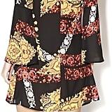 Luz Floral Bohemian Dress