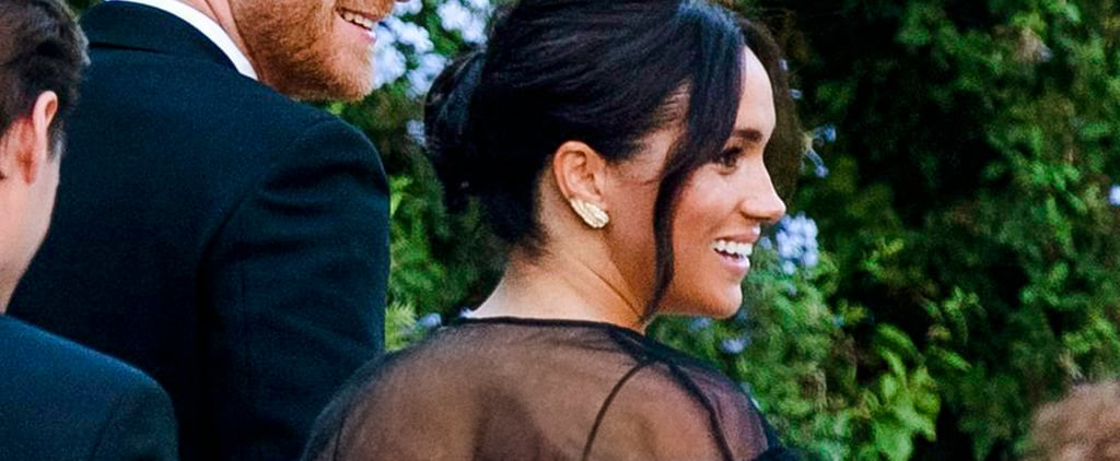 Meghan Markle's Dress at Misha Nonoo's Wedding Is Stunning