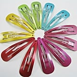 Snap Hair Clips