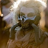 Another look at this intense Immortan Joe cosplay.