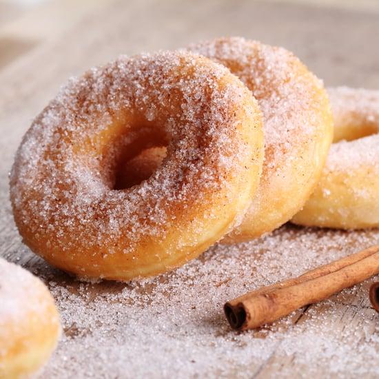 Cinnamon Sugar Doughnuts Recipe