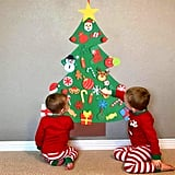 Max Fun DIY Felt Christmas Tree Set