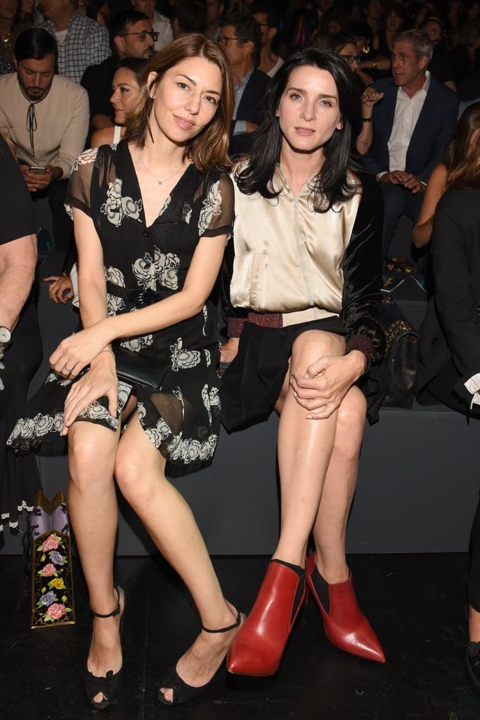 Sofia Coppola and Michele Hicks