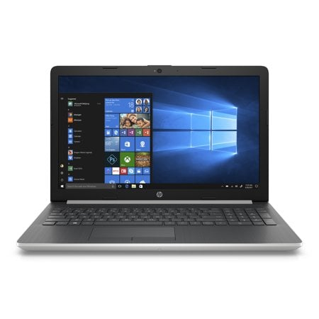 HP 15 Silver Fusion Laptop