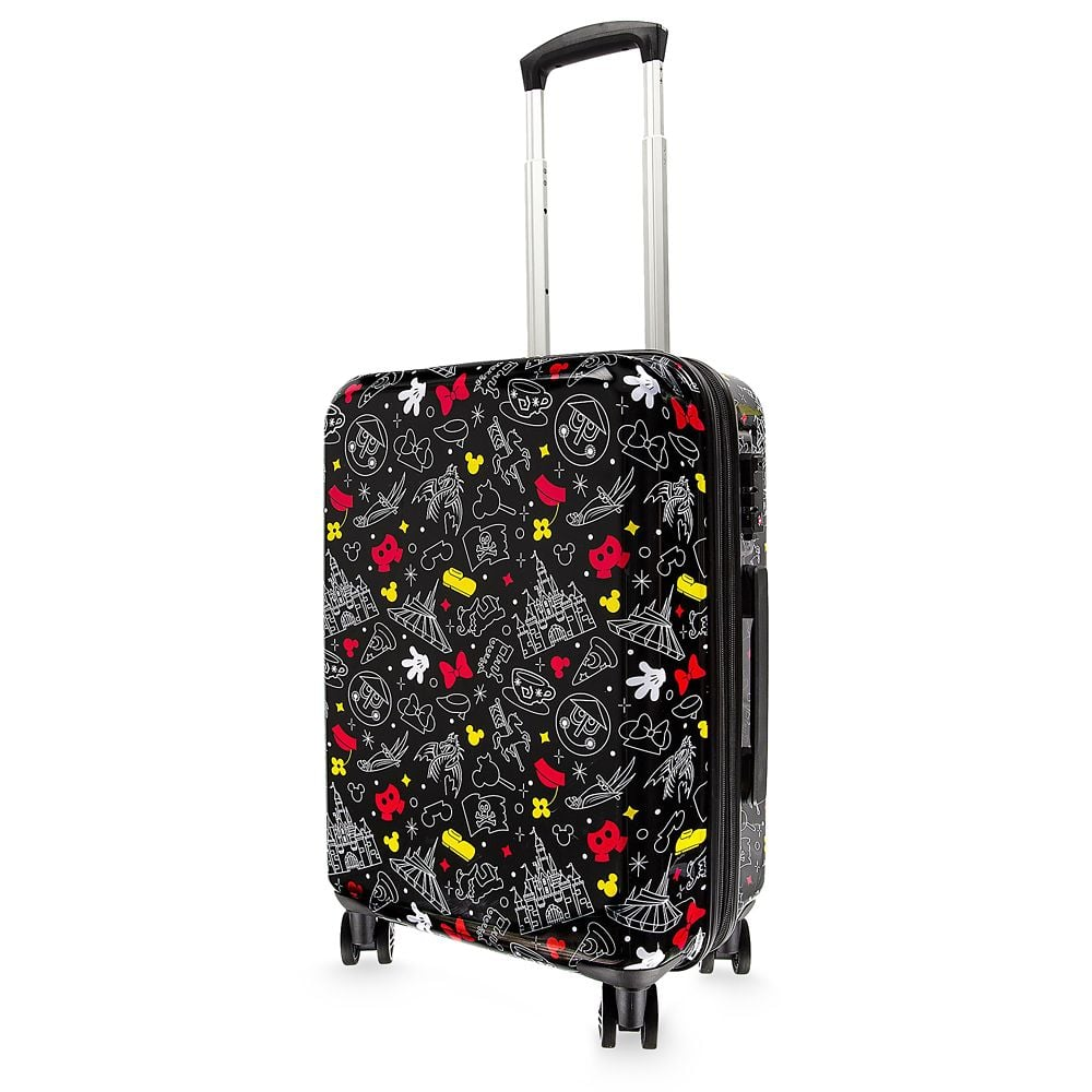 Disney Parks Rolling Luggage