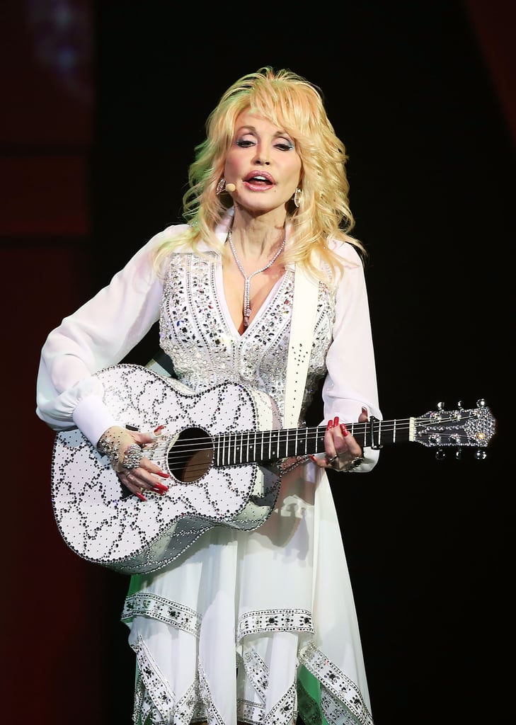 Her Godmother Is Dolly Parton