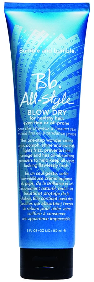 Bumble and Bumble All-Style Blow Dry