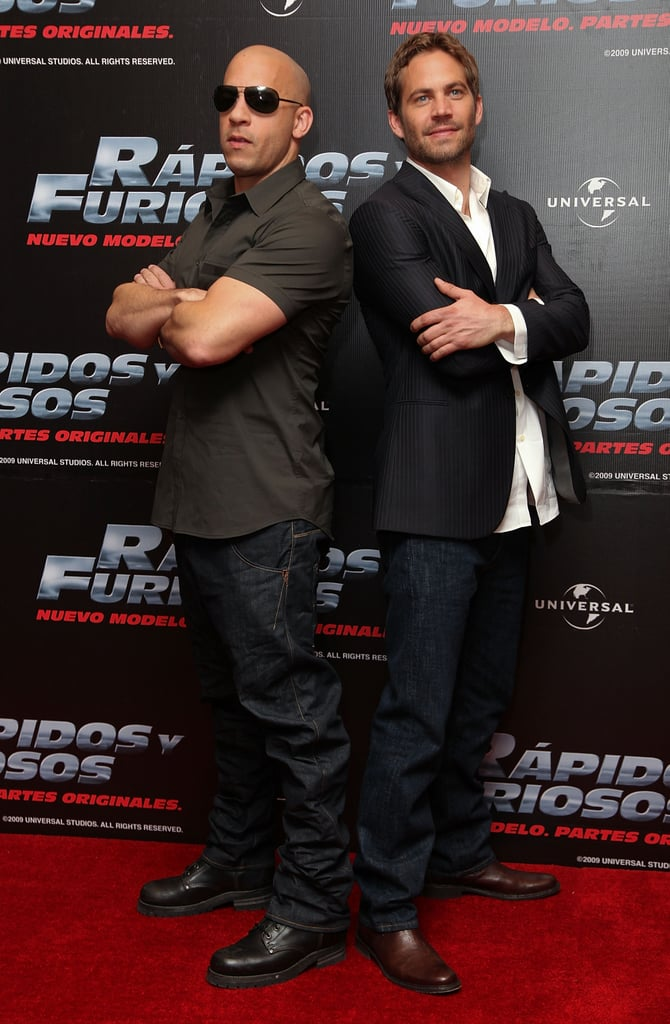 Paul Walker and Vin Diesel Pictures