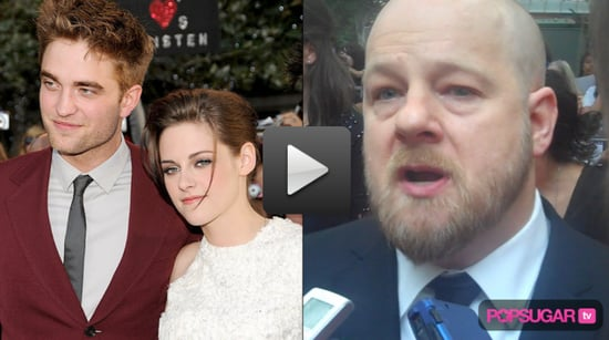 Watch Eclipse Director David Slade Confirm That Robert Pattinson and Kristen Stewart are Dating At The Twilight Eclipse Premiere
