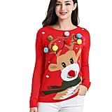 v28 Christmas Sweater