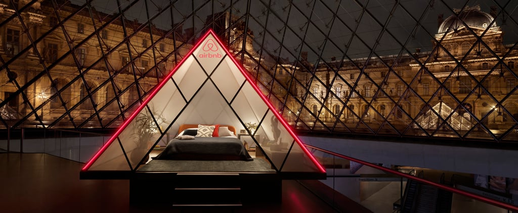 Airbnb Contest to Stay Overnight in the Louvre Museum 2019