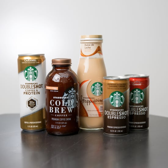New Starbucks Bottled Cold Brew March 2017