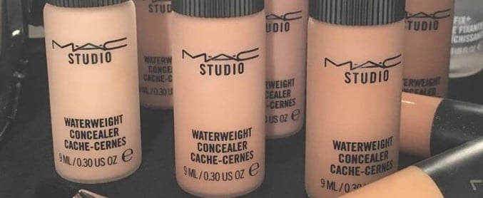 MAC Waterweight Foundation Is Getting a Friend — in Concealer Form!
