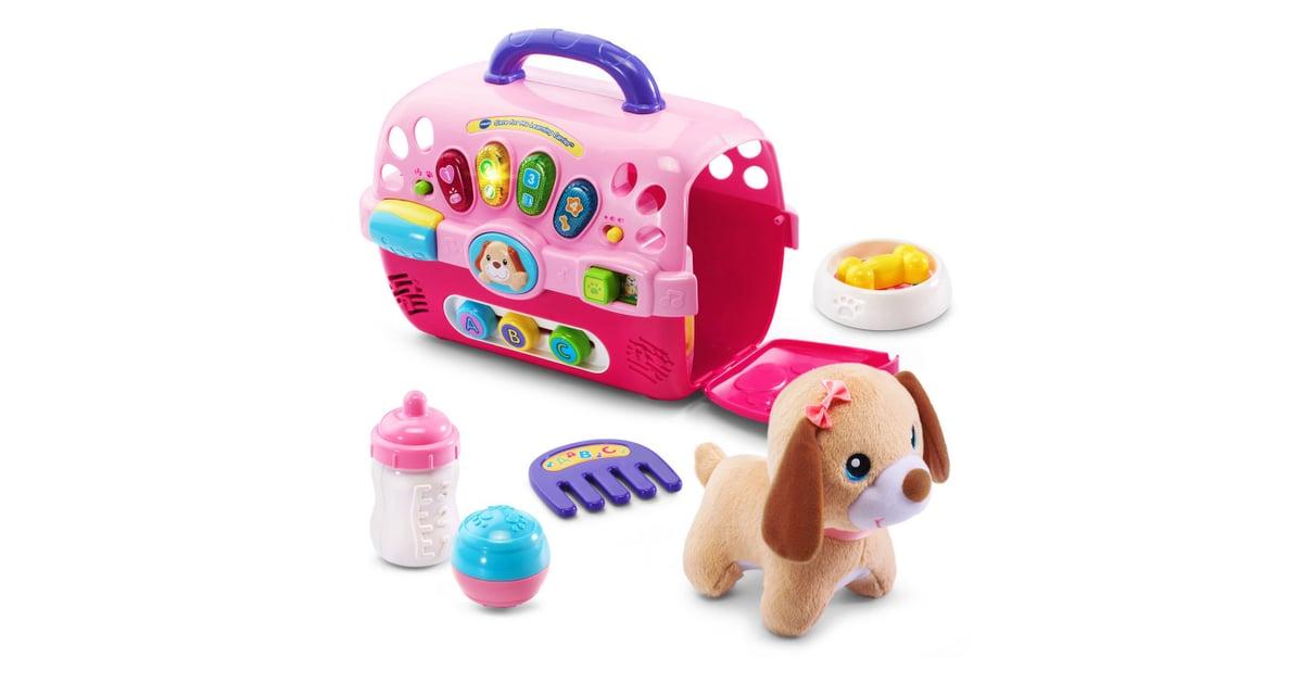 VTech Care For Me Learning Carrier | Best Pet Toys For ...