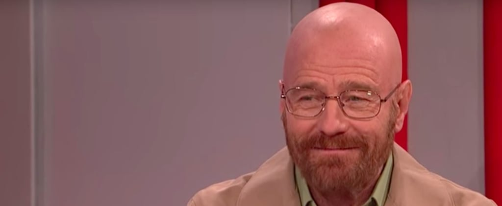 Bryan Cranston Playing Walter White as Head of DEA on SNL