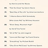 The Ultimate Prewedding Playlist