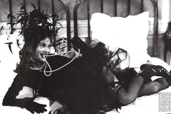 1992 Kate Moss for Vogue Italia