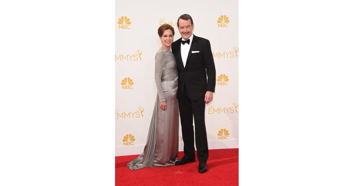 B And B Auto >> Bryan Cranston and Robin Dearden | It's Date Night at the Emmys! | POPSUGAR Celebrity Australia ...