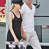 Josh Jackson Breaks From Fringe For a Sweet Weekend With Diane Kruger