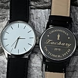 Engraved Custom Watch