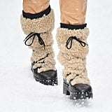 Chanel Snow Boots Fall 2019