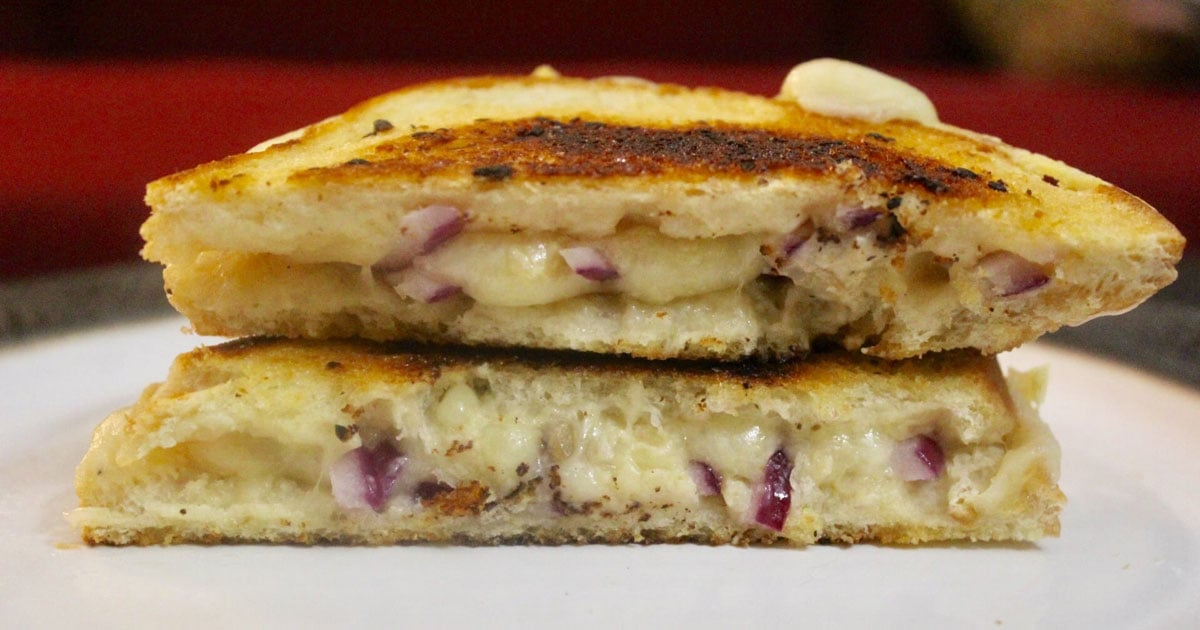 This Grilled Cheese Is So Amazing, and All the Ingredients Can Be Found at Trader Joe's