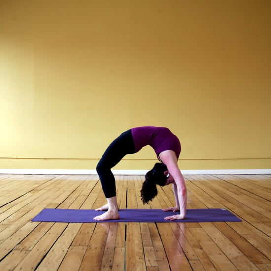 Tips For Backbend Wheel Pose