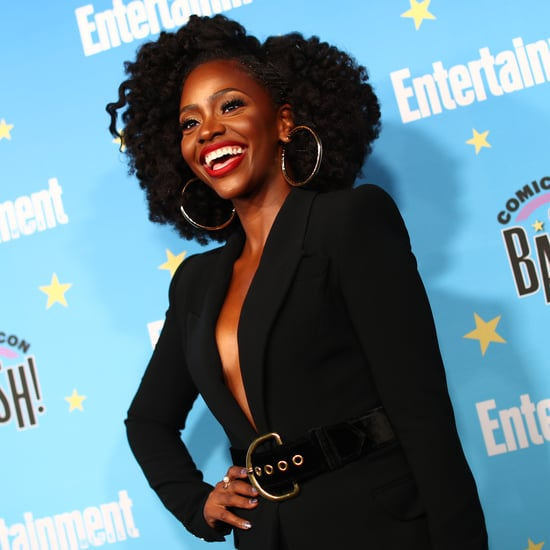 Get to Know WandaVision Star Teyonah Parris