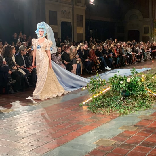 Rodarte's Fall 2020 New York Fashion Week Show