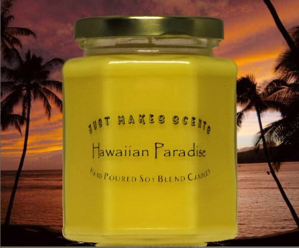 Hawaiian Paradise Candle