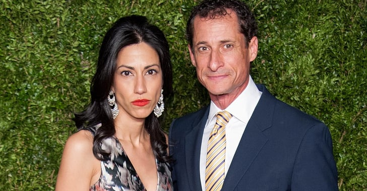 anthony weiner u0026 39 s wife  huma abedin