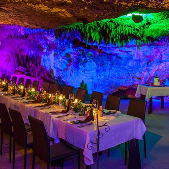 Cave Restaurant in Playa Del Carmen