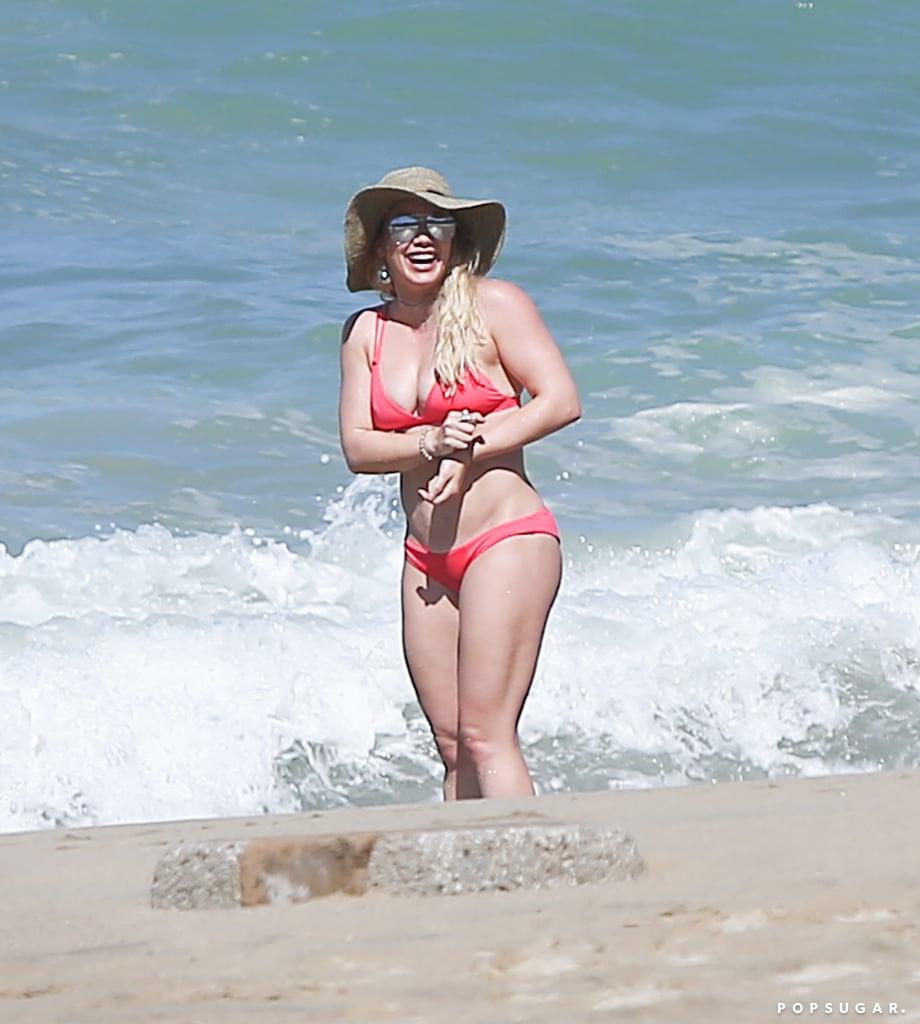 Mail hilary duff bikini images naked