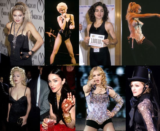 Happy Birthday Madonna!!