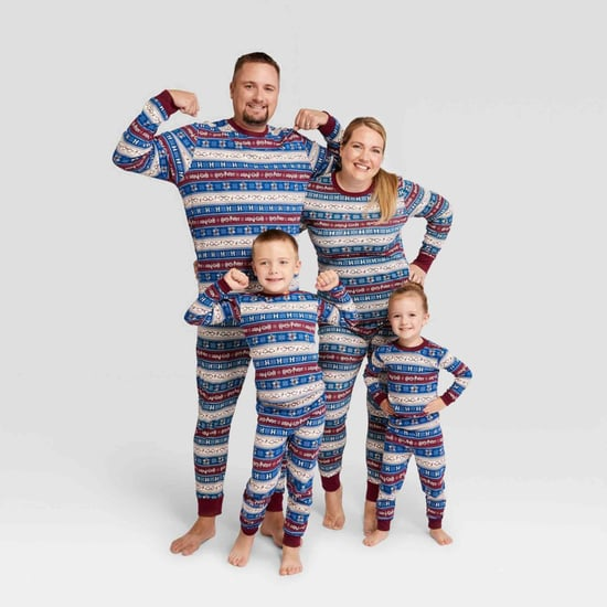Harry Potter Family Pajamas at Target