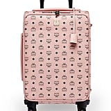 MCM Voyager Visetos Travel Carryon Suitcase