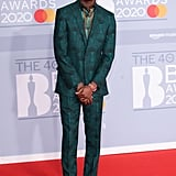 Dave at the 2020 BRIT Awards Red Carpet