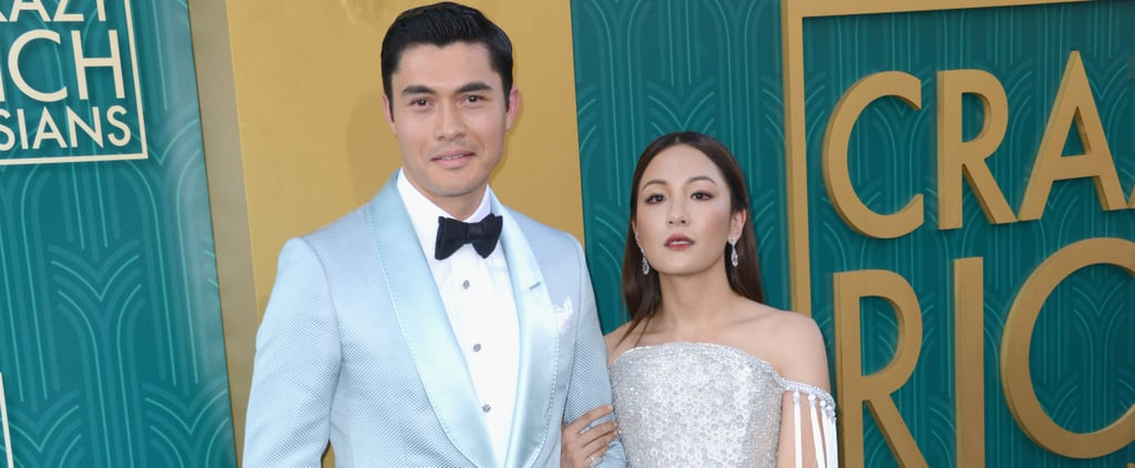Crazy Rich Asians Cast at World Premiere 2018