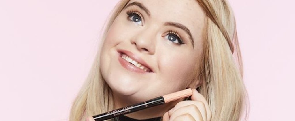 Benefit Cosmetics Down Syndrome Model