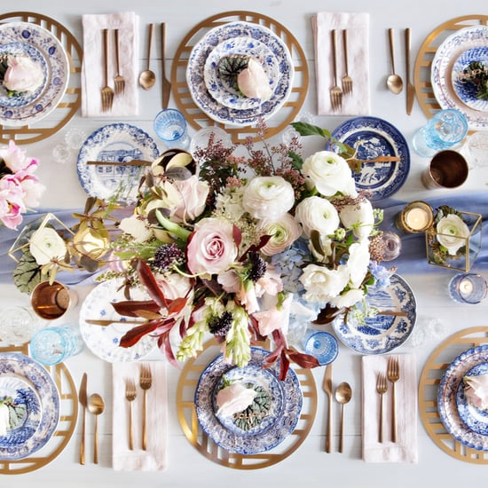 Pantone's 2020 Color of the Year Classic Blue Wedding Ideas
