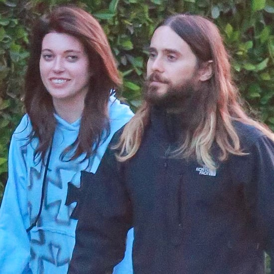 Jared Leto With a Mystery Woman | Pictures