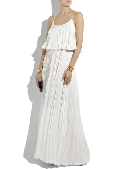Halston HeritagePlissé Maxi Dress($895)