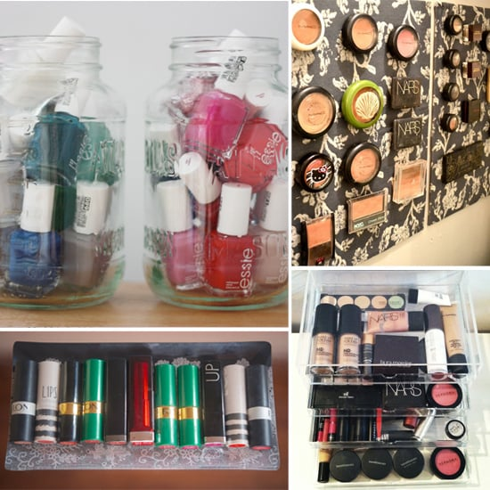 10 Creative Ways to Store Your Beauty Products
