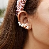 Soraida Pearl Ear Crawlers