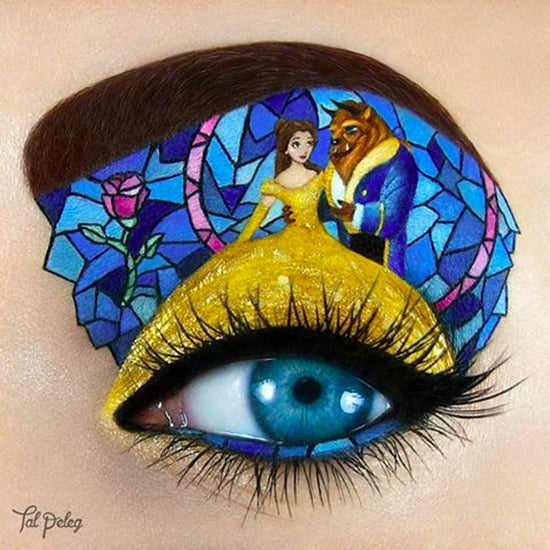 Beauty and the Beast Instagram Makeup 2017