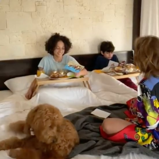 Jennifer Lopez Celebrates Her Kids' 13th Birthday | Video