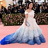 Wendy Yu at the 2019 Met Gala