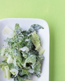 Romaine Salad With Caesar Dressing Recipe